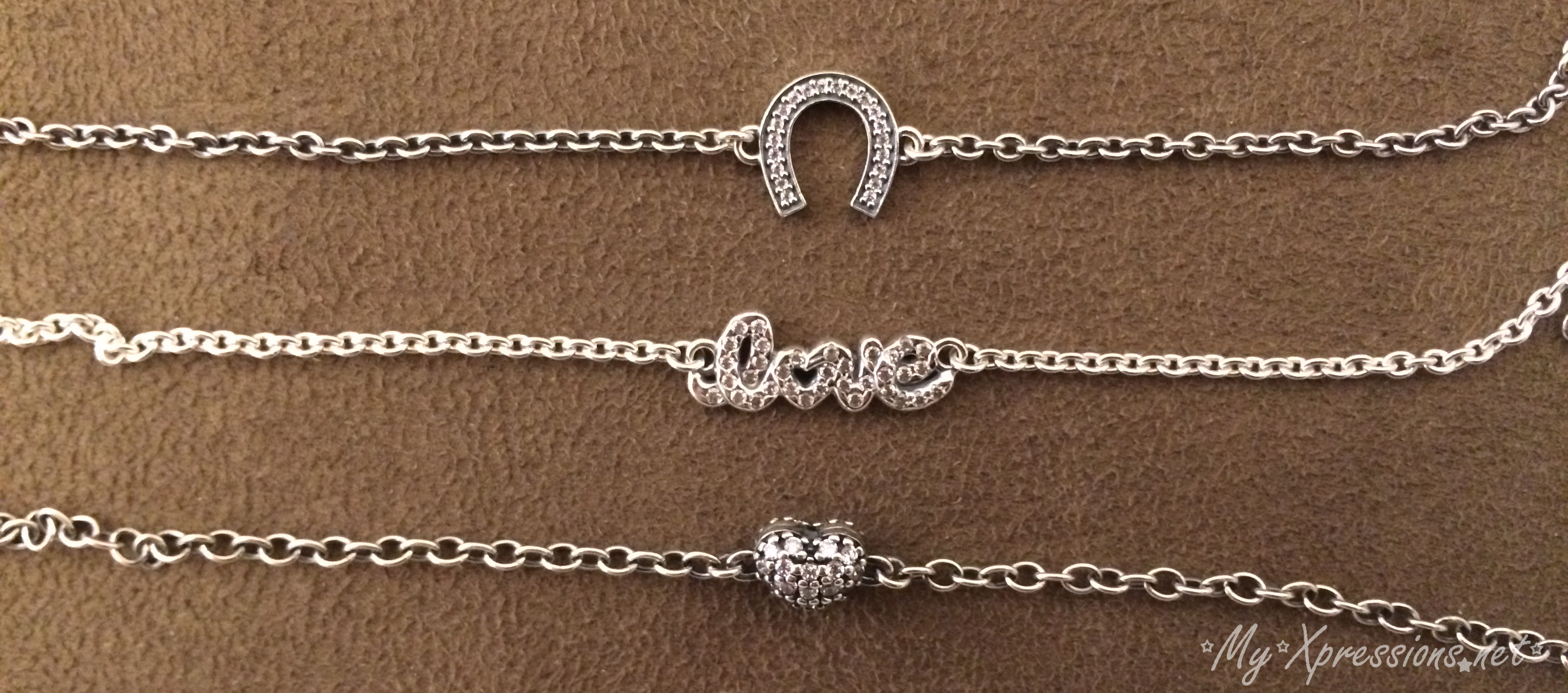 1a92bdff5 FYI: Pandora Heart Pave Bracelet and other symbol bracelets – My ...