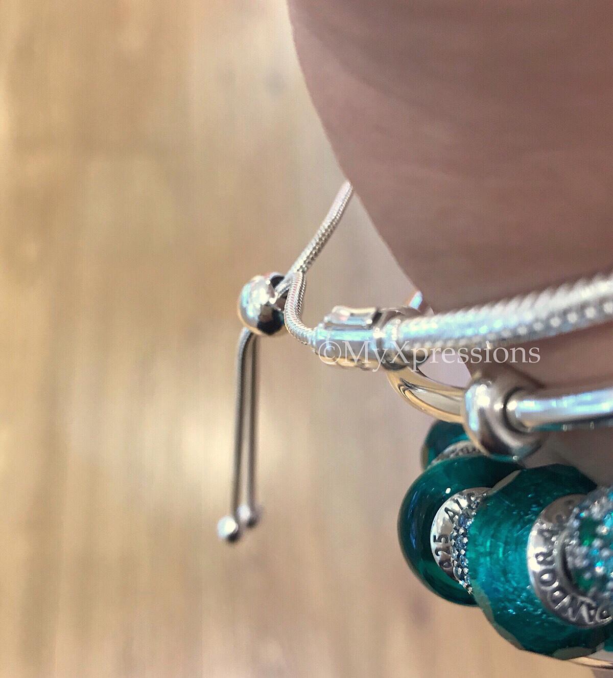 Review: Pandora Silver Sliding Bracelet – My Xpressions